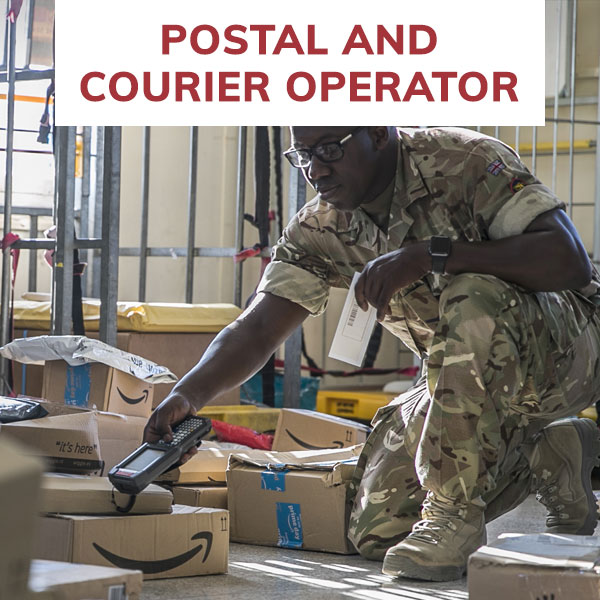 rlc Postal and Courier Operator