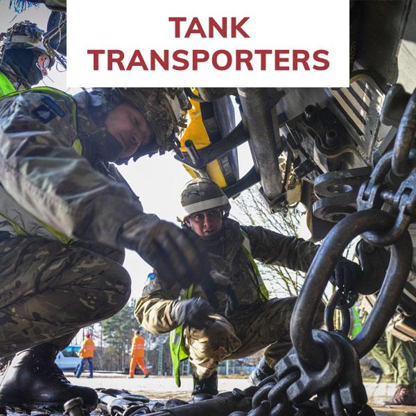 rlc Tank Transporters