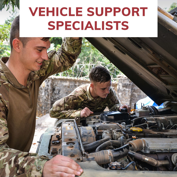 rlc Vehicle Support Specialists