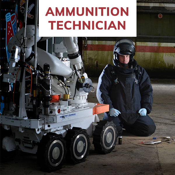 rlc ammunition technician