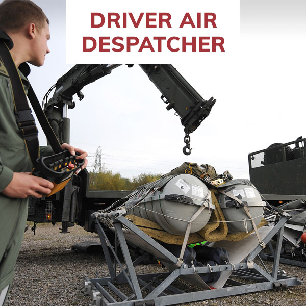 rlc driver air despatcher