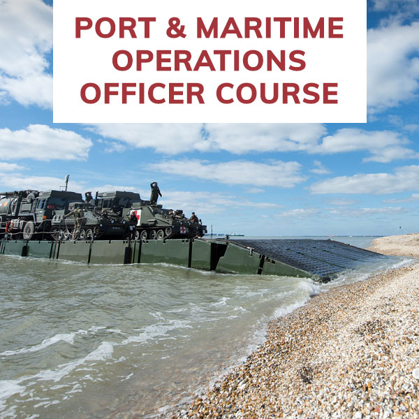 rlc port-maritime-operations-officer-course