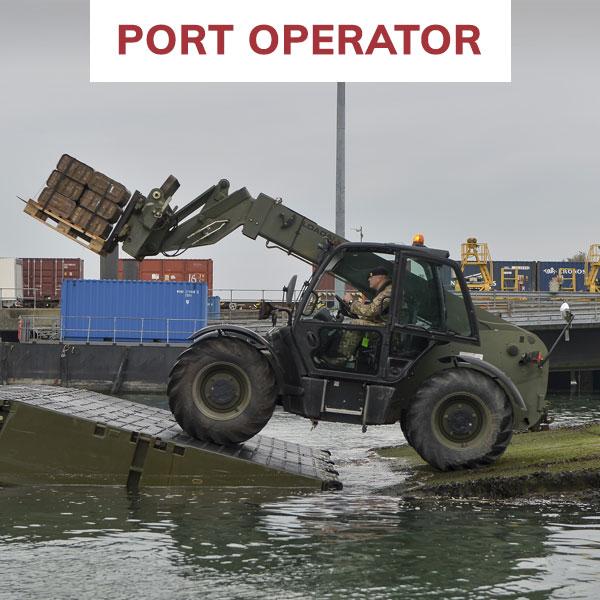 rlc port operator