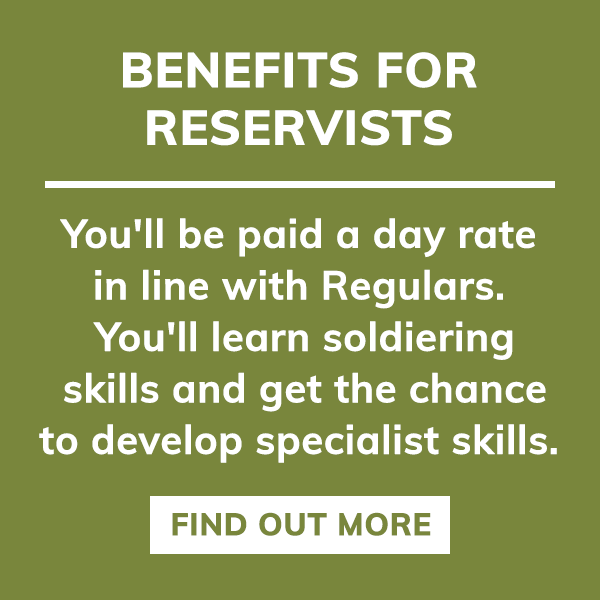 benefits for reservists cta