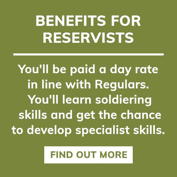 benefits for reservists cta