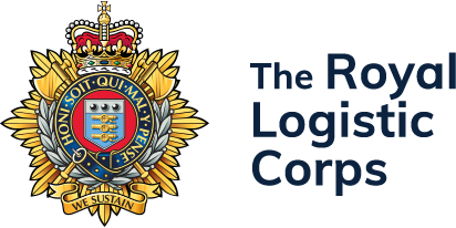 The Royal Logistic Corps logo
