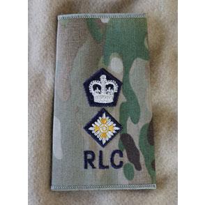 rlc lieutenant colonel
