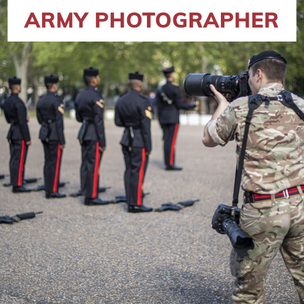 rlc army photographer