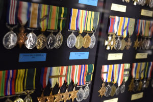 rlc museum medals